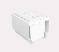 400mm Cab - Drawer Frame & Buckets