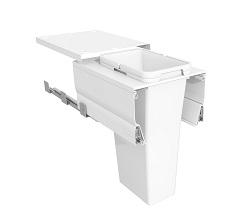 Systems for 400mm Cabinets - 1 bin
