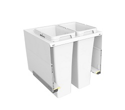 600mm Cab - Drawer Frame & Buckets for LEGRABOX F Drawer