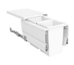 Systems for 350mm Cabinets - 2 or 3 Buckets