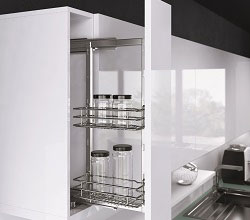 VS TOP Side Overhead Pull-Out Storage Unit