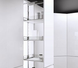 VS TAL Larder Pull Out Pantry - 4 Height Options