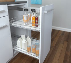 Giamo Under Bench Storage