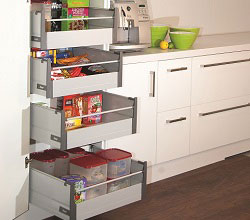 Harn Kitchen Pantry System