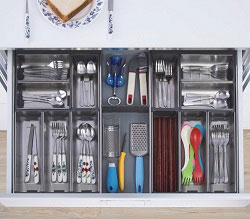 Cutlery Drawer Organisers