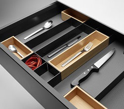 Open Space Drawer Organiser System