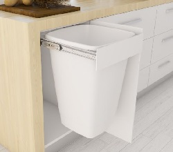 Simplex Kitchen Bin Pull Out 400mm