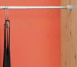 Ambos Wardrobe Rods & Brackets