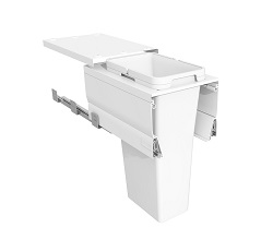 Systems for 350mm Cabinets - 1 Bucket