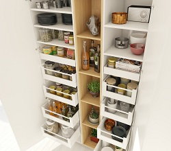 Ritma Soft Close Drawer Pantry System